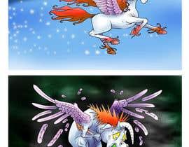 Nro 7 kilpailuun Unicorns and Rainbows käyttäjältä ecomoglio
