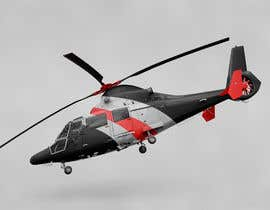 #108 for Design a helicopter paint design by VSArjun23