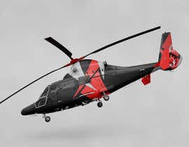 #118 for Design a helicopter paint design by VSArjun23