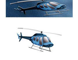 #120 for Design a helicopter paint design by robiul2018