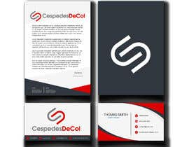 #10 for Logo, paper, name cards by DarkBlue3