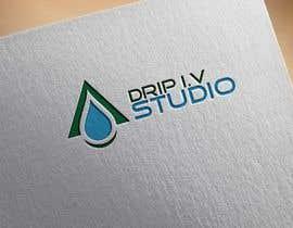 #202 untuk Design a Logo for Drip I.V. Studio oleh logodesign97
