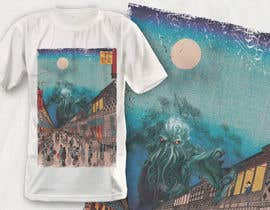 #15 для Monster attack on city T shirt design от robiulhossi
