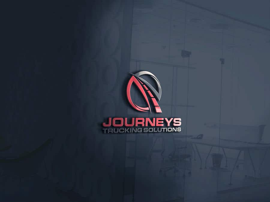 Contest Entry #16 for Journeys Trucking Solutions or abreviated also