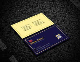 #108 untuk Design Insurance Salesman Business Cards oleh KAMRUJJAMAN554