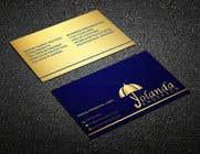 Graphic Design Entri Peraduan #63 for Design Insurance Salesman Business Cards