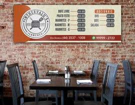 #2 para Banner para Restaurante por ManuFuentesH