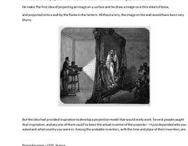 "#6 for Write an article titled ""The History Of The Projector"" by SamadaSkiner"