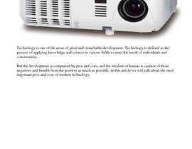 "#8 for Write an article titled ""The History Of The Projector"" by emamabubakr"