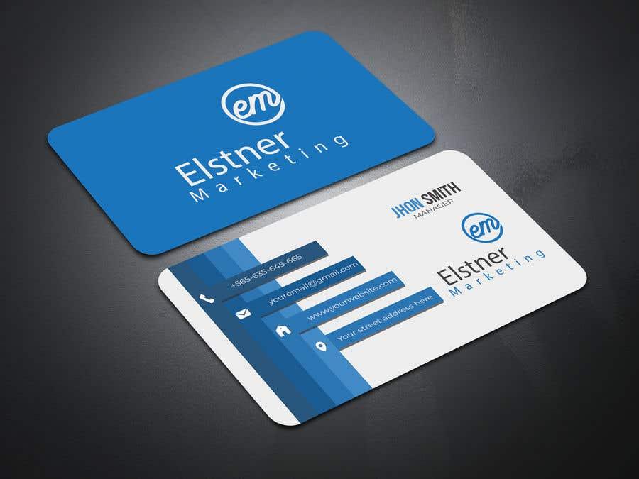 Konkurrenceindlæg #346 for Design Business  Cards