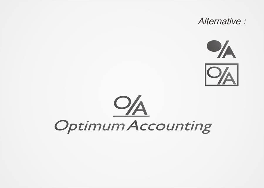 Конкурсная заявка №417 для Logo Design for Optimum Accounting & Taxation