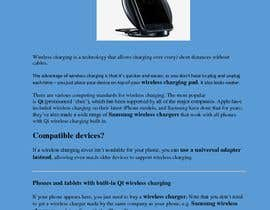 """#1 for Write an article titled """"What's The Wireless Charging And Which Phones Are Supported?"""" av pushpencx"""