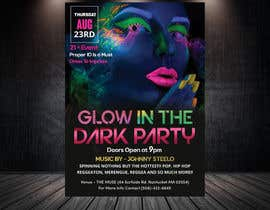 #16 pentru Design a glow in the dark party club flyer de către daliaalmansoori