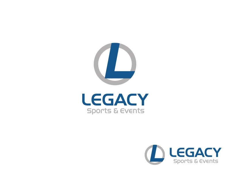Proposition n°160 du concours Logo Design for Legacy Sports & Events