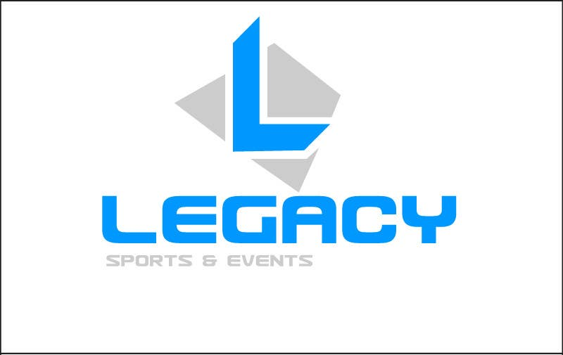 #40 for Logo Design for Legacy Sports & Events by a282a