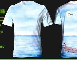 Nro 18 kilpailuun Make illustration for back of t-shirt käyttäjältä FARUKTRB