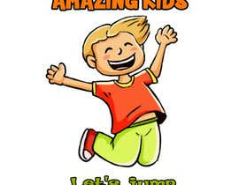 #12 for Amazing kids stickers by ibrahimkaldk