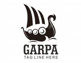"#536 for :QUICK: Make me a viking logo with the title "" Garpa "" by tanwarvishal40"