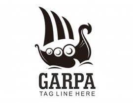 "tanwarvishal40 tarafından :QUICK: Make me a viking logo with the title "" Garpa "" için no 536"