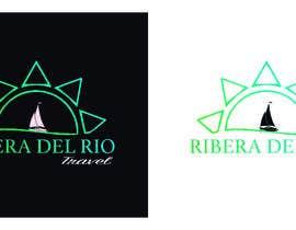 Nro 62 kilpailuun Diseño de Logo Ribera del Rio Travel käyttäjältä jmo55af3a91256d6