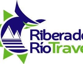 Nro 56 kilpailuun Diseño de Logo Ribera del Rio Travel käyttäjältä martinaronis