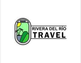 Nro 60 kilpailuun Diseño de Logo Ribera del Rio Travel käyttäjältä graphicshape