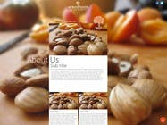 #38 for Graphic Design - Redesign FRONT PAGE Only - apricotseeds.co.nz website by szena