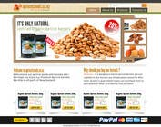 #46 for Graphic Design - Redesign FRONT PAGE Only - apricotseeds.co.nz website by samar09