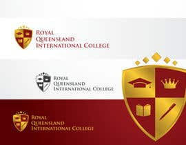 nº 74 pour Logo Design for Royal Queensland International College par MaxDesigner