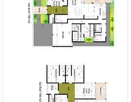 Nro 44 kilpailuun Floorpan design käyttäjältä RENEDIAZCAD