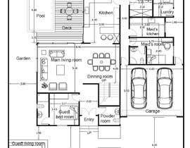Nro 50 kilpailuun Floorpan design käyttäjältä mohamedmh94