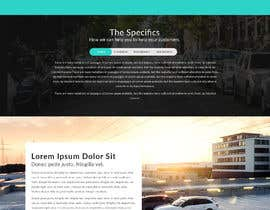 #32 for Creating our brandnew website in an attractive and modern style (wordpress) by saidesigner87