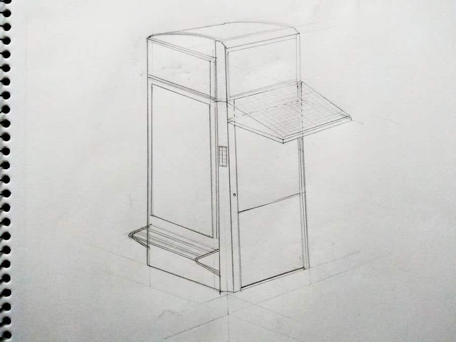 Participación en el concurso Nro.38 para Hand sketch artist to help us inprove our concept design