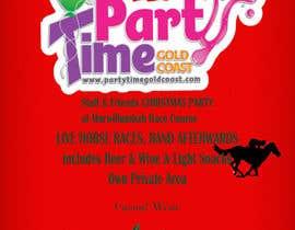 Nro 6 kilpailuun Balloonery Christmas Party käyttäjältä teodoraanicai