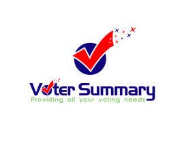 nº 14 pour Logo Design for Voter Summary par ideaz13
