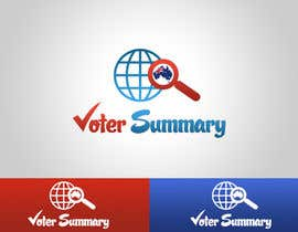 #2 for Logo Design for Voter Summary by logodancer