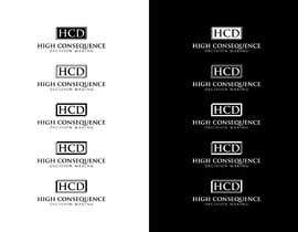 #215 for logo design HCD by RebaRani