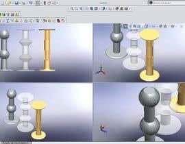 #17 untuk Do a 3D graphism oleh lmorillocdl26