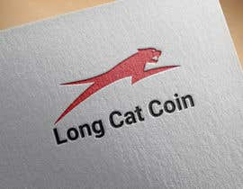 #41 for Create a Logo for the Crypto Currency 'LongCatCoin' by dewannasiruddin