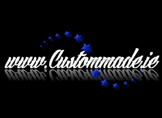 Kilpailutyö #                                        29                                      kilpailussa                                         Logo Design for www.custommade.ie