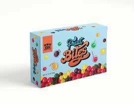#70 for Candy Packaging Design by Inkfiend