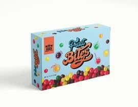 #70 para Candy Packaging Design de Inkfiend