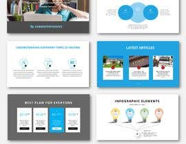 #10 for Design a Powerpoint template af areverence