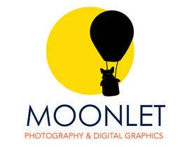 nº 122 pour Logo Design for moonlet.me par yvonnekennedy