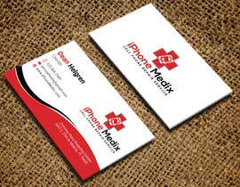 #445 for BUSINESS CARD DESIGN by prosenjit2016
