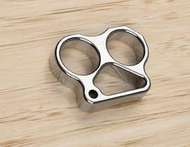 nº 10 pour Two Finger Knuck - Simple 3d design and modeling - Fusion 360 File par pranavpamecha