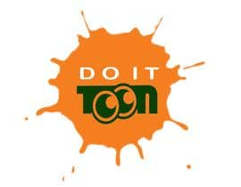 "#9 cho Logo ""Do It Toon"" bởi DesignerTarun04"
