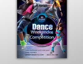 #26 for A flyer/ poster for dance event by raciumihaela