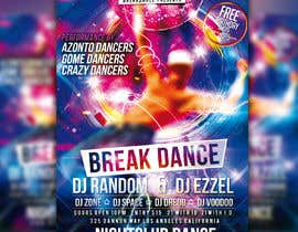 #27 untuk A flyer/ poster for dance event oleh smileless33