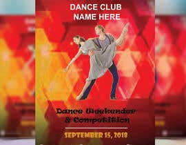 #24 untuk A flyer/ poster for dance event oleh AKAzad007